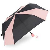 kilofly Cool Square Shape Anti-UV Auto Open/Close Folding Travel Umbrella
