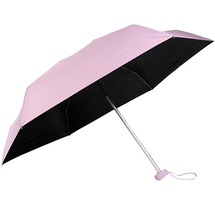 kilofly Small Lightweight Travel UV Protection Rain Compact Folding Umbrella