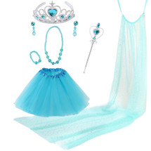 kilofly Princess Party Favor Jewelry Costume Set Girls Birthday Gift Value Pack
