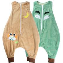 KF Baby Muslin Sleep Bag Wearable Blanket, Set of 2 [Infants to Toddlers]