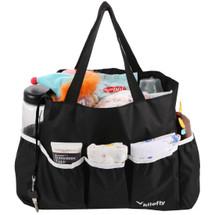 "kilofly Baby Diaper Bag Insert Organizer Multi Pocket Large 12x5x10"" Purse Liner"