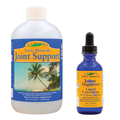 Eidon Ionic Minerals - Joint Support Mineral Blend. All natural. Bioavailable. Vegan.