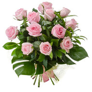 Adore - Bouquet of soft- pink Roses STANDARD ONLY
