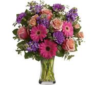 Spring (includes vase)