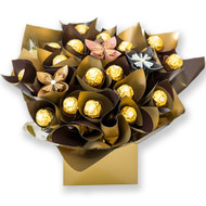 Ferrero Chocolate Flower Arrangement