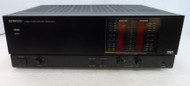 Kenwood Vintage Stereo Power Amplifier Basic M2 A , 220 Watts Per Channel TESTED