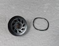 9 Pin Amphenol 78-S9 / 86-CP9 Female Octal Plug Insert for Collins, Johnson, Etc.