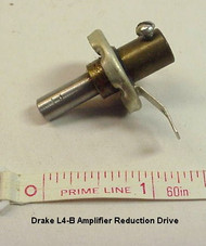 Drake L4-B Amplifier Original Reduction Drive for Tuning Control