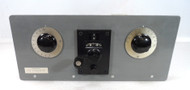 Antenna Tuner Built by Bud Vandegriff with Roller Inductor & Millen Turns Counter (less Cabinet)
