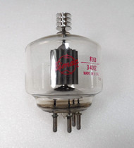 Eimac 3-400Z Power Amplifier Triode Tube with Plate Cap NEW 6718 Date Code