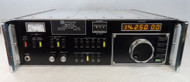 Watkins-Johnson WJ-8718A 23,  General Coverage Communications Receiver Serial # 2840
