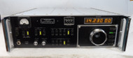 Watkins-Johnson AN/URR-74, General Coverage Communications Receiver Serial # 89