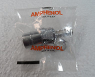 Amphenol 91-MC4M Male 4 Pin Microphone Connector for Electro-Voice & Shure Vintage Microphones