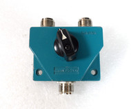 Daiwa CN-201 Cavity Type Coax Switch in Excellent Condition!
