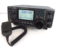 Icom IC-746, 160-10 meters plus 6 and 2 meters. 100 Watt Transceiver with Auto Tuner