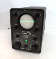 Central Electronics MM-2 Station Monitor Scope in Very Good Condition #698