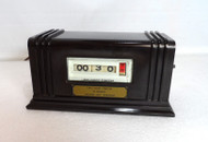 Numechron Tymeter Model 124 Vintage Amateur Radio 24 Hr Clock with 10 minute ID Timer #X70
