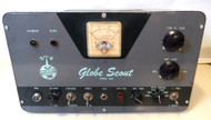 WRL Globe Scout 680  AM/CW Transmitter in Very Good Condition