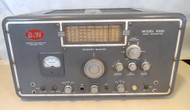 Barker & Williamson 5100 AM/CW Transmitter in Good Condition