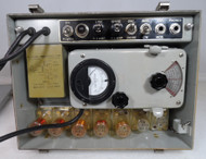 US Navy AN/PRM-10 Test Oscillator (Grid Dip Meter) in Excellent Condition
