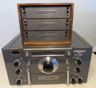National HRO-60T HF Communications Receiver in Excellent Condition S/N 345
