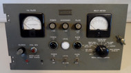 Commercial HF Amplifier Control Panel Great for Home Brew Amplifier!