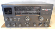 National NC-125 General Coverage Receiver in Excellent Condition Unit 1