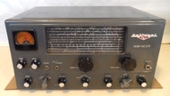 National NC-125 General Coverage Receiver in Very Good Condition with different knobs Unit 2