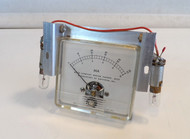 Heathkit Apache TX-1 Meter & Housing  in Excellent Condition with Lamps