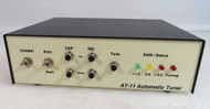 LDG Electronic AT-11 Automatic Antenna Tuner for 1.8 to 30 MHz in Excellent Condition