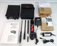 Yaesu FT-817  HF/VHF/UHF  Transceiver in Excellent Condition with 500Hz CW Filter & TCXO-9 and many extras!