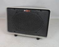 Collins 516F-2 Winged Emblem Cabinet with Speaker added