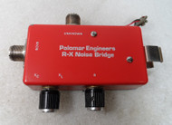 Palomar RX Noise Bridge in original box with the original manual