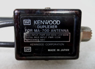 KENWOOD MA-700 Dual Band VHF/UHF Antenna 2M/70cm  in Excellent Condition