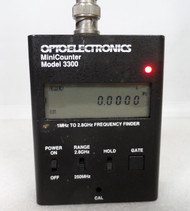 Optoelectronics  Mini Counter 3300 High Quality Frequency Counter 1 MHz to 2.8 GIG
