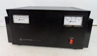 Astron RS-70 M 13.8 VDC  Commercial Grade Power Supply with Meters