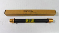 Collins KWS-1  HVB-2 NEW High Voltage Fuse (2 Amp) that will fit and work in place of the HVB-1