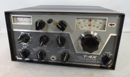 RL Drake T-4X  HF Transmitter in Excellent Cosmetic Condition S/N 10317