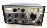 RL Drake T-4X  HF Transmitter in Excellent Cosmetic Condition S/N 12402R