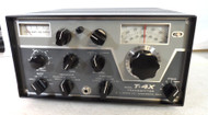 RL Drake T-4X  HF Transmitter in Excellent Cosmetic Condition S/N 11671