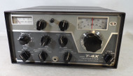 RL Drake T-4X  HF Transmitter in Very Good Condition S/N 11391