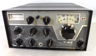 RL Drake T-4X  HF Transmitter in Very Good Condition S/N 12667R
