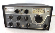 RL Drake T-4X  HF Transmitter in  Good Condition S/N 105527