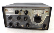 RL Drake T-4X  HF Transmitter in  Good Condition S/N 12264R