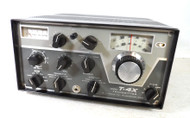 RL Drake T-4X  HF Transmitter in  Good Condition S/N 13594C