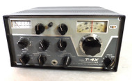 RL Drake T-4X  HF Transmitter in  Good Condition S/N 10936