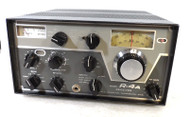 RL Drake R-4A HF Receiver in Very Good condition Very Late  S/N 6274B