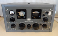 Hammarlund Super Pro  SP-600 JX-21  Communications Receiver in Collector Quality Condition, with Proper Cabinet S/N 0013WL