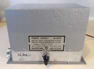Multi-Elmac M-1070 AC /DC Power Supply in Collector Quality Condition, for the AF-68 Transciter & PM-8 Receiver S/N  400