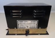 Multi-Elmac M-1070 AC /DC Power Supply in Good Condition, for the AF-68 Transciter & PM-8 Receiver S/N  3198